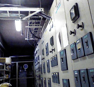 受変電設備